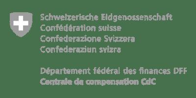Centrale de compensation – Logo