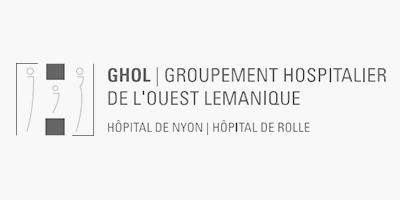 GHOL – Hôpital de Nyon – Logo