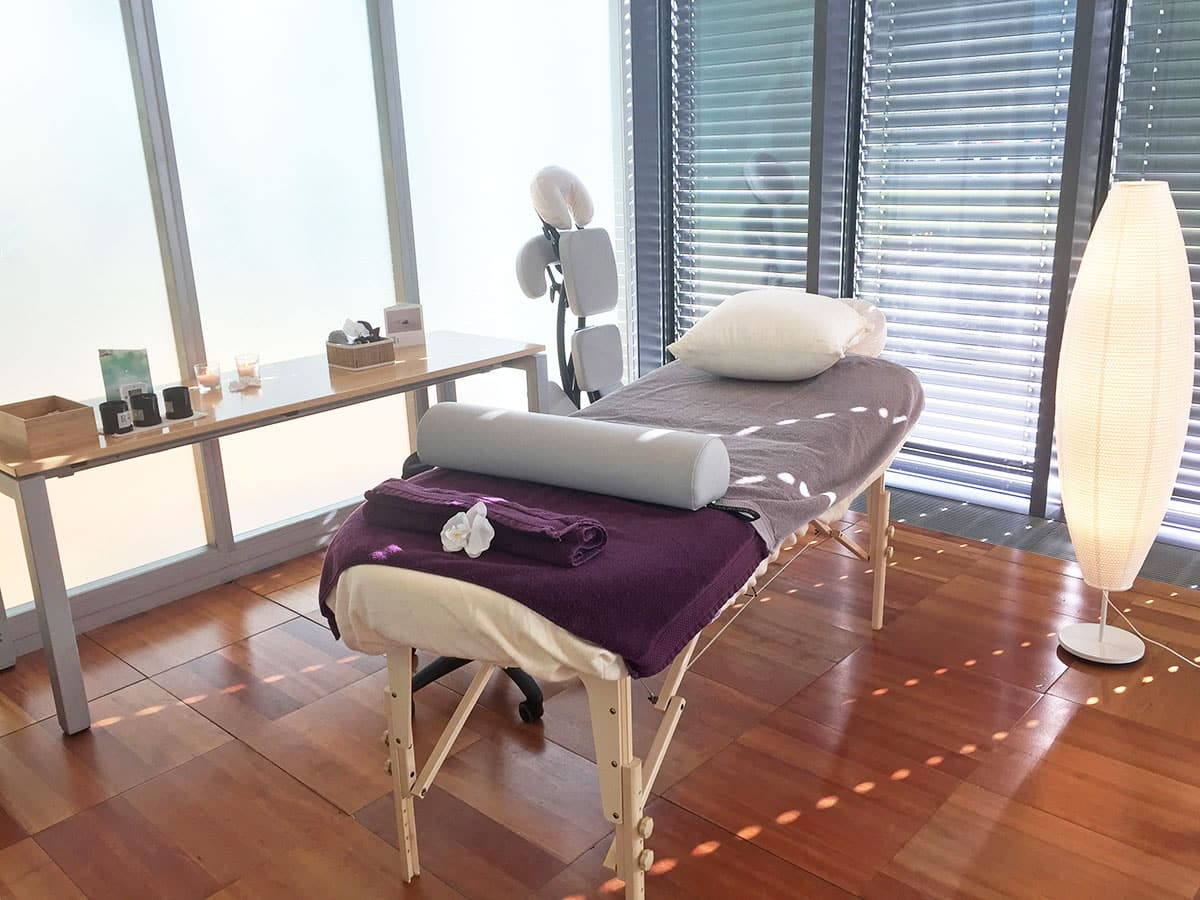 Zen at Work – Massages au bureau