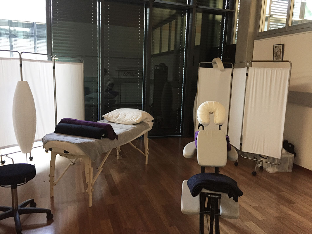 Zen at work – Table de massage