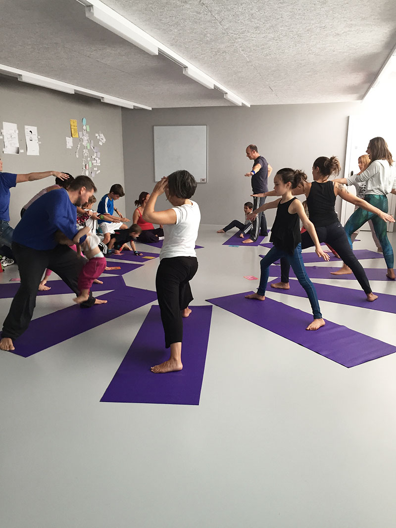 Zen at Work – Yoga pour enfants